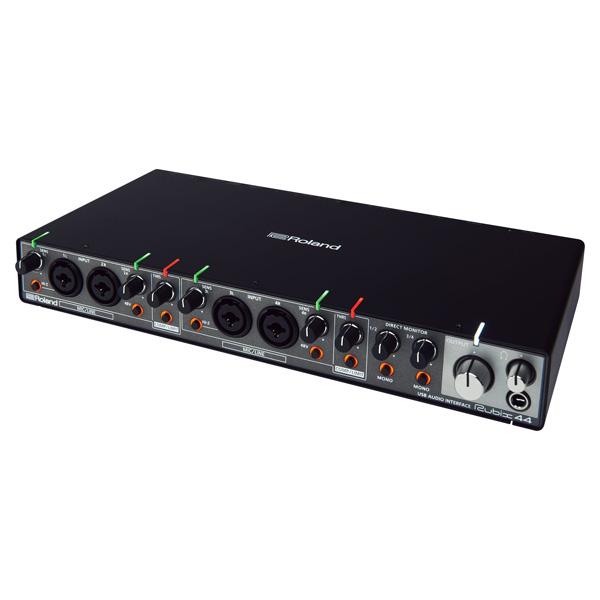 Roland(ローランド) / Rubix44 - 24bit/192kHz対応 USBオーディオ・インターフェース  - 【7月28日(金)発売】