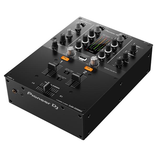 Pioneer(パイオニア) / DJM-250MK2 - DVS機能搭載 2ch DJミキサー- 3大特典セット
