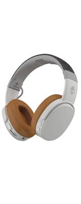 Skullcandy(スカルキャンディ) / Crusher Wireless (Gray/TAN) - Bluetooth対応ワイヤレスヘッドホン - 1大特典セット