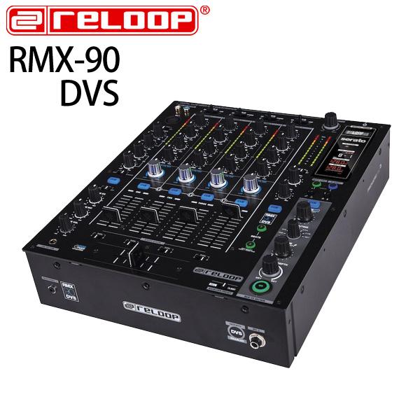 Reloop(リループ) / RMX-90 DVS - 「Serato DJ」 DVS対応ミキサー