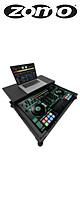 Zomo(ゾモ) / Flightcase DJ-808 Plus NSE 【Roland DJ-808 対応】 - フライトケース -