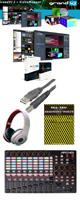 ArKaos(アルカオス) / Grand VJ 2 XT(Grand VJ 2 + VideoMapperバンドル)プロジェクションマッピング対応 【期間限定セット】 4大特典セット