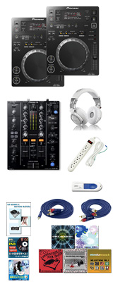 CDJ-350 / DJM-450 激安定番オススメBセット 12大特典セット