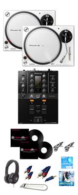 PLX-500-W /  DJM-250mk2 DVSオススメBセット 11大特典セット