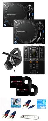 PLX-1000 /  DJM-250mk2 DVSオススメBセット 10大特典セット