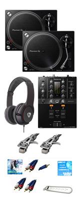 ■ご予約受付■ PLX-500-K /  DJM-250mk2 オススメBセット 【入荷未定】 9大特典セット