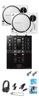PLX-500-W /  DJM-250mk2 オススメBセット 9大特典セット