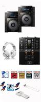 CDJ-900NXS/ DJM-250mk2 激安ハイアマオススメBセット 12大特典セット