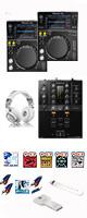 XDJ-700/ DJM-250mk2 激安定番オススメBセット 12大特典セット