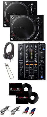 PLX-500-K /  DJM-450 DVSオススメBセット 11大特典セット