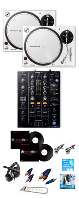 PLX-500-W /  DJM-450 DVSオススメBセット 11大特典セット