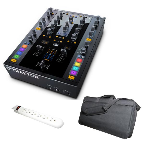 TRAKTOR Kontrol Z2 / Native Instruments(ネイティブインストゥルメンツ)  【収納ケースプレゼントキャンペーン】