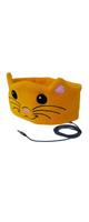 CozyPhones / フリース製ヘッドバンド (CAT) - お子様向けヘッドホン -