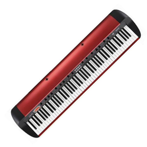 Korg(コルグ) / SV1-88-MR (メタリック・レッド) - 88鍵盤ステージピアノ -