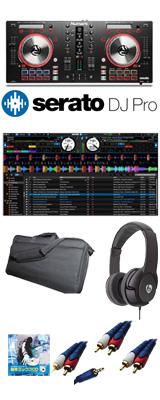 Numark(ヌマーク) / MixTrack Pro3 / Serato DJ Pro / 収納ケース セット【Serato フェア】 6大特典セット
