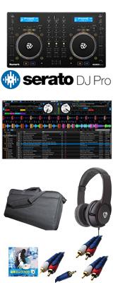 Numark(ヌマーク) / Mixdeck Express / Serato DJ Pro / 収納ケース セット 【Serato フェア】 6大特典セット