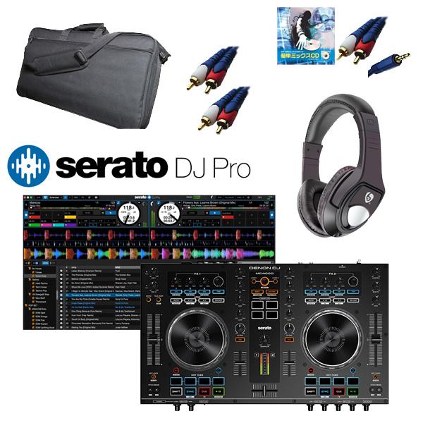 Denon(デノン) / MC4000 / Serato DJ セット【Serato フェア】