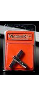 【初回限定レザーケース付き】MAGNAKEY(マグナキー) / Magnetic Drum Tuning Key - 磁石付きチューニングキー -