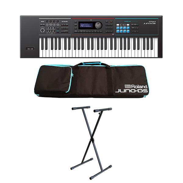 【シンプルセット】Roland(ローランド) / JUNO-DS61 - 61鍵 シンセサイザー