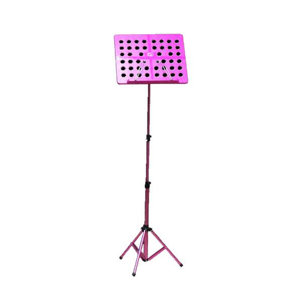 GID / GL-05 (PINK) 【専用キャリンバッグ付属】 オーケストラタイプ 軽量折り畳み式譜面台