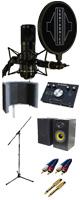 【高音質レコーディングセット】SONTRONICS STC-3X BK PACK 6大特典セット
