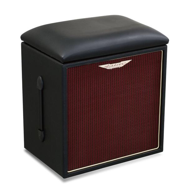 Ashdown(アッシュダウン) / ASHDOWN SEAT- ギターベース練習用スツール -