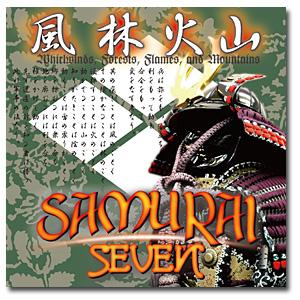 DJ $hin / Samurai Seven [7