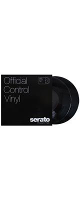"V.A. / 7"" Serato Performance Series Control Vinyl BLACK (Pair) [7"" x 2]【セラートコントロールトーン収録 SERATO SCRATCH LIVE, SERATO DJ】"