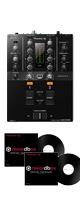 Pioneer DJ(パイオニア) / DJM-250MK2 &コントロールバイナル2枚 セット 3大特典セット