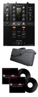 Pioneer DJ(パイオニア) / DJM-250MK2 &コントロールバイナル2枚 &収納ケースセット 3大特典セット