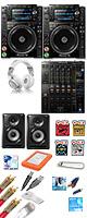 Pioneer(パイオニア) /CDJ-2000NXS2 / DJM-900NXS2 /S-DJ50X 激安プロ向けBセット 17大特典セット