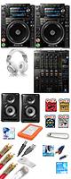 Pioneer(パイオニア) /CDJ-2000NXS2 / DJM-900NXS2 /S-DJ60X 激安プロ向けBセット 18大特典セット