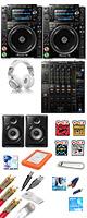 Pioneer(パイオニア) /CDJ-2000NXS2 / DJM-900NXS2 /S-DJ80X 激安プロ向けBセット 18大特典セット