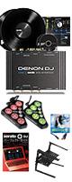 Denon(デノン)/DS1 & novation(ノベーション)/Dicer DVSセット  【Serato パーフェクトガイド付き】 大特典セット