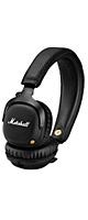 Marshall(マーシャル) / MID BLUETOOTH (BLACK) - Bluetooth対応ワイヤレスヘッドホン - 1大特典セット