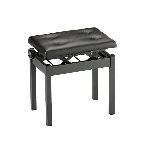 Korg(コルグ) / PC-550-BK (ブラック)  - 高低自在イス (4本足) -