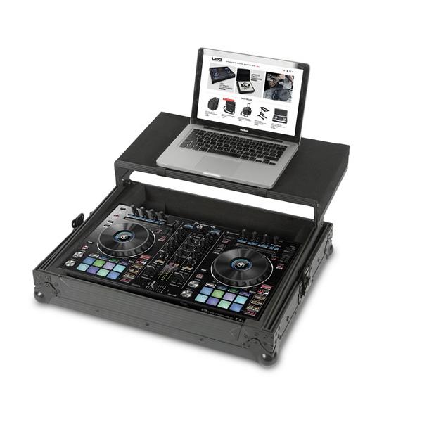 UDG / Ultimate フライトケース Multi Format XL Black Plus (Laptop Shelf) 【U91019BL】 - PCDJケース -