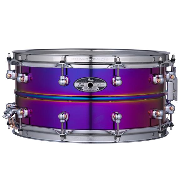【限定1台】Pearl(パール) / OHA1465S/TN 【Omar Hakim 30th Annv. Snare Drum】【オマー・ハキム 限定モデル】- スネア ドラム - の商品レビュー評価はこちら