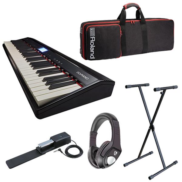 【モバイルセット】Roland(ローランド) / GO:PIANO - エントリーキーボード -