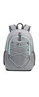 TOURIT / Cooler Backpack (Gray) 【大容量25L / 撥水加工】 - 保冷バッグ / クーラーボックス -