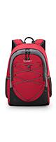 TOURIT / Cooler Backpack (Red) 【大容量25L / 撥水加工】 - 保冷バッグ / クーラーボックス -