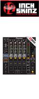 12inch SKINZ / Pioneer DJM-850 SKINZ (Black) - 【DJM-850用スキン】