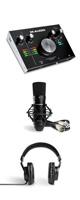 M-Audio(エム・オーディオ) / M-Track 2x2 Vocal Studio Pro (MA-REC-012) - DTM/インターフェースセット - 1大特典セット