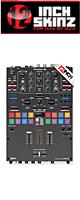 ■ご予約受付■ 12inch SKINZ / Pioneer DJM-S9 SKINZ (Carbon Fiber Black) - 【DJM-S9用スキン】