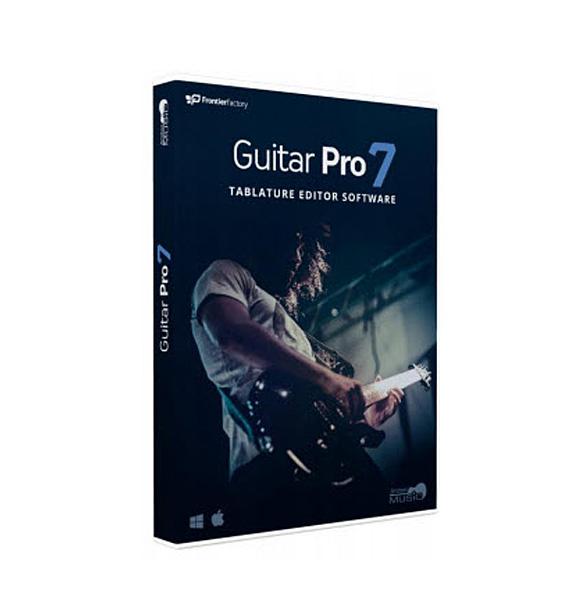 E-frontier(イーフロンティア) / Guitar Pro 7 -   タブ譜・スコア編集ソフト -