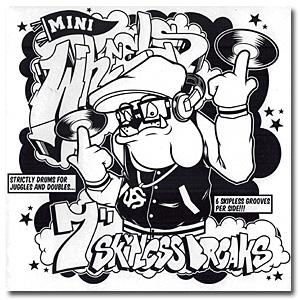 "DJ SHORTKUT / MINI WHEELS 7"" [7"