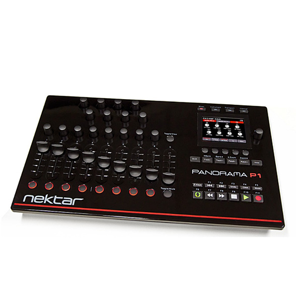Nektar Technology(ネクター テクノロジー) / Panorama P1 - USB MIDIキーボード・コントローラー -