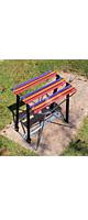 軽量 高強度 折り畳み椅子 - 屋外用コンパクトチェア -