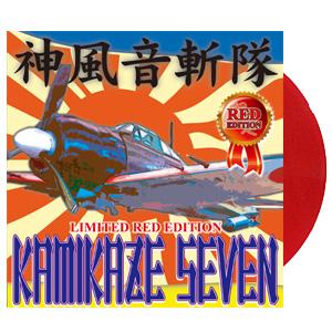 DJ $hin / Kamikaze Seven (RED) [7
