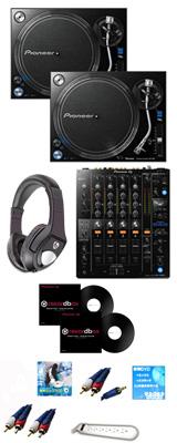 PLX-1000 /  DJM-750MK2オススメBセット 10大特典セット